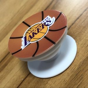 Lakers PopSocket - free with a purchase!